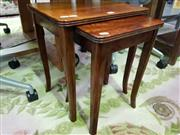 Sale 8629 - Lot 1061 - Nest of Two Tables
