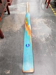 Sale 8717 - Lot 1008A - Vintage Timber Oar