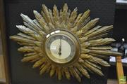 Sale 8350 - Lot 1013 - Smiths 8-Day Wall Clock - Made in England