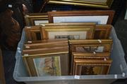 Sale 8410T - Lot 2089 - Collection of Assorted Artworks incl. Original Watercolours and Oil Paintings (framed, various sizes) (10)