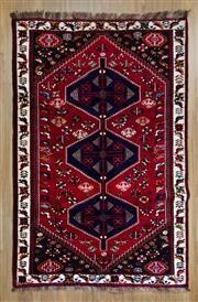 Sale 8566C - Lot 84 - Persian Shiraz 254cm x 163cm