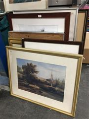 Sale 8674 - Lot 2094 - Collection of Framed Prints
