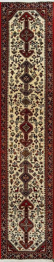 Sale 8353C - Lot 87 - Persian Abada 390cm x 80cm