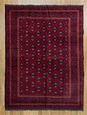 Sale 8566C - Lot 85 - Afghan Qunduzi 220cm x 169cm