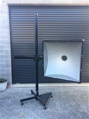 Sale 8648A - Lot 31 - Broncolor Hazylight Photographic Softbox on Stand