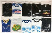 Sale 8926M - Lot 33 - Australian Musical Commemorative Shirts incl. Rock n Roll Renegades (10)