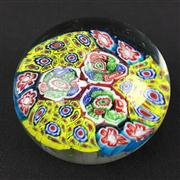 Sale 8402D - Lot 60 - Murano Millefiori Paperweight (Height - 6cm)