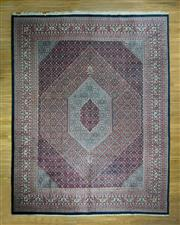 Sale 8657C - Lot 1 - Persian Bijar 454cm x 357cm