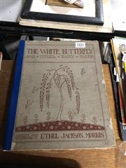 Sale 8819 - Lot 2434 - Morris, Ethel Jackson The White nButterfly & Other Fairy Tales, pub. C.J. DeGaris Pub. House, 1921