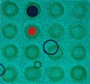 Sale 8980A - Lot 5041 - Una Foster (1912 - 1996) - Off Target, 1973 43 x 45.5 cm (frame: 63 x 64 x 3 cm)