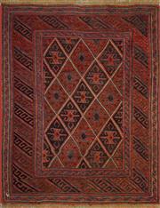 Sale 8345C - Lot 38 - Persian Baluchi 120cm x 110cm