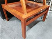 Sale 8680 - Lot 1082 - Timber Coffee Table