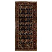 Sale 8915C - Lot 7 - Afghan Fine Boteh Revival Rug, 365x160cm, Handspun Ghazni Wool
