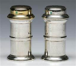 Sale 9144 - Lot 13 - Tiffany & Co 925 Salt & Pepper