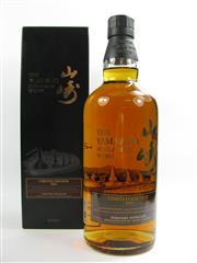 Sale 8329 - Lot 582 - 1x Suntory Whisky The Yamazaki Distillery Single Malt Japanese Whisky - 2015 limited edition, 700ml in box