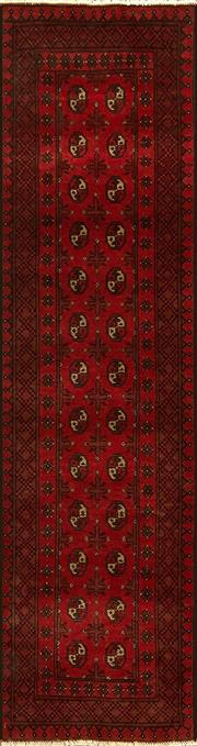 Sale 8360C - Lot 50 - Afghan Turkman 290cm x 80cm