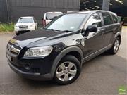 Sale 8528V - Lot 5001 - 2009 Holden Captiva 4-Door SUV (Diesel). VIN: KL3CD26RJ98503601 ENGINE: Z20S1257239K PLATE: BJB38Q REGO: 19/10/2018 KM: 259,036