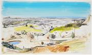 Sale 8961 - Lot 2022 - John Earle (1955- ) - Hinterland 39 x 54 cm (sheet)