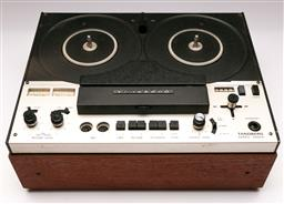 Sale 9136 - Lot 33 - Tandberg series 6000 & A Series 64 tape recorders