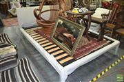 Sale 8337 - Lot 1070 - B & B Italia Bed