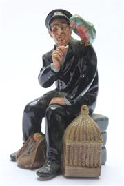 Sale 8667 - Lot 9 - Royal Doulton Figure Shore Leave (H 19cm)