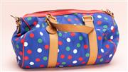 Sale 8661F - Lot 38 - An M Missoni polka dot duffle bag, brand new with dust bag
