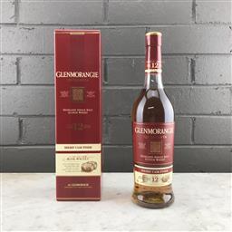 Sale 9089W - Lot 46 - Glenmorangie The Lasanta 12YO Sherry Cask Finish Highland Single Malt Scotch Whisky - 43% ABV, 700ml in box