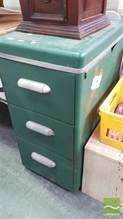 Sale 8390 - Lot 1535 - Filing Cabinet