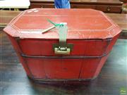 Sale 8611 - Lot 1038 - Korean Shoe Box