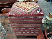 Sale 8740 - Lot 1067 - Brand New Persian Ottoman (45 x 45 x 50cm)
