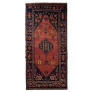 Sale 8915C - Lot 11 - Persian Tribal Hamadan Carpet, 150x315cm, Handspun Wool