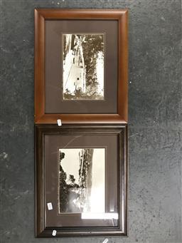 Sale 9113 - Lot 2053 - Two Framed Prints