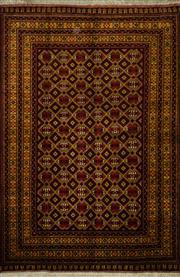 Sale 8424C - Lot 92 - Afghan Qunduzi 300cm x 200cm