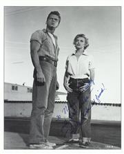 Sale 8809A - Lot 5040 - Keith Andes and Marilyn Monroe