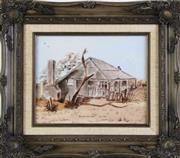 Sale 8958 - Lot 2092 - Barbara Dimitri - Beyers Cottage, Hill End 1981 19cm x 24cm