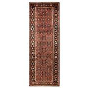 Sale 8915C - Lot 12 - Persian Vintage Mahal Carpet, 110x305cm, Handspun Wool