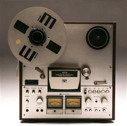 Sale 9136 - Lot 92 - Akai direct drive GX-630DB tape recorder