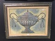 Sale 8752 - Lot 2050 - Decorative Framed Amphora Picture