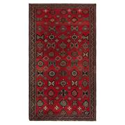 Sale 8915C - Lot 13 - Persian Vintage Fine Turkoman (signed) 295x170cm, Handspun Wool