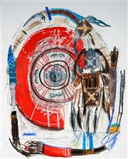 Sale 8992 - Lot 503 - Ann Thomson (1933 - ) - Untitled, 1984 49 x 38.5 cm (frame: 74 x 62 x 2 cm)