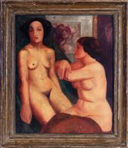 Sale 8994H - Lot 64 - Eric Wilson 1911 - 1946) - Nudes, c1938