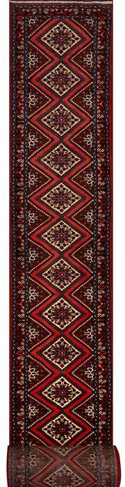 Sale 8360C - Lot 53 - Persian Ardabil Long Runner 945cm x 75cm