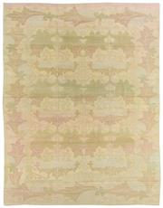 Sale 8725C - Lot 17 - A Vintage Turkish Oushak Carpet, Hand-knotted Wool, 330x260cm, RRP $5,000