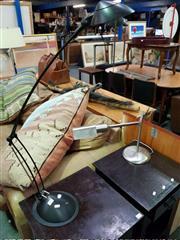 Sale 8462 - Lot 1079 - Modern Desk Lamps x 2