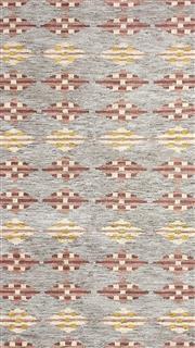 Sale 8626A - Lot 191 - A Cadrys Indian Modern Design Handspun Wool Carpet, Size; 302x400cm, RRP; $3800