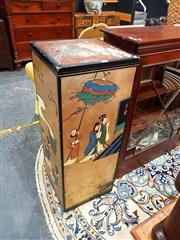 Sale 8676 - Lot 1002 - Oriental Themed Plinth