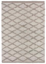 Sale 8725C - Lot 18 - An Indian Moroccan Inspired Flatweave, Brown, 160x230cm, RRP $1,200