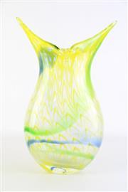 Sale 8890 - Lot 4 - A Large Art Glass Castellani Vase (H 39cm)