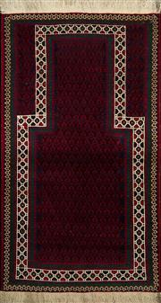 Sale 8370C - Lot 97 - Persian Baluchi 143cm x 87cm