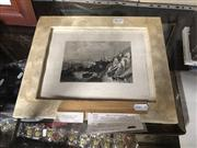 Sale 8819 - Lot 2159 - 1830 Engraving